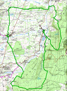 Randonnée 19 km
